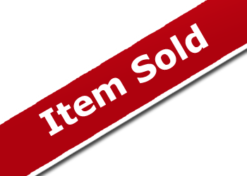 This Item is Sold